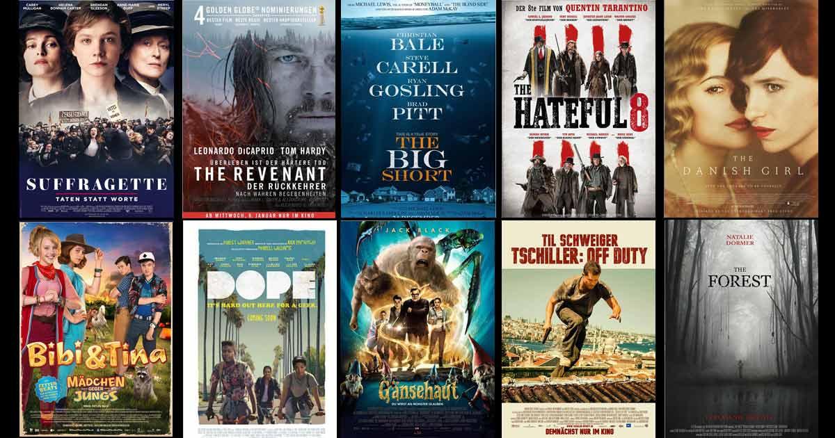 UMFRAGE: Welchen Film sollte man derzeit gesehen haben? - FredCarpet