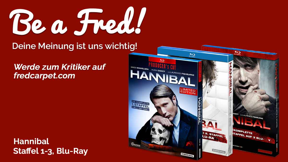 Hannibal Staffel 1