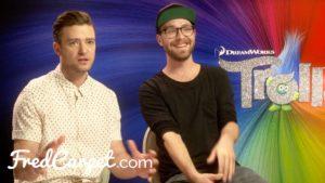 Justin Timberlake und Mark Forster im Interview.