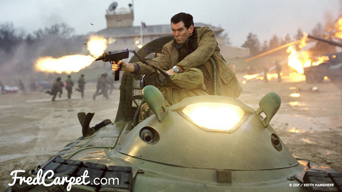 James Bond 007: Stirb an einem anderen Tag / Copyright: ZDF / Keith Hamshere