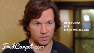 Mark Wahlberg im Interview über DEEPWATER HORIZON