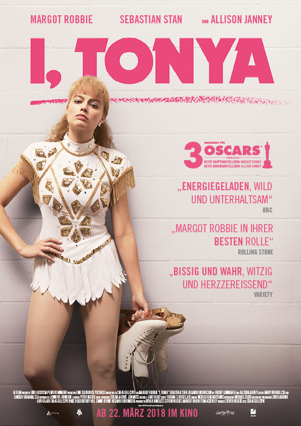 I, Tonya - Plakat