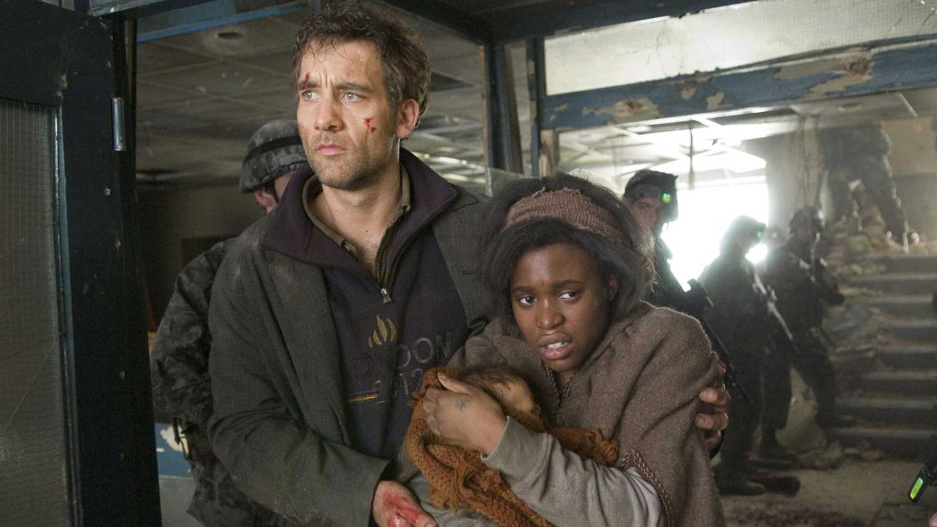 children of men dystopia Children of men is one of the most acclaimed films of recent times: bbc culture's poll of international critics placed it as the 13th best film of the 21st century partly, that's because of the shocking immersive style of its brilliantly choreographed action sequences, which were shot in long unbroken.