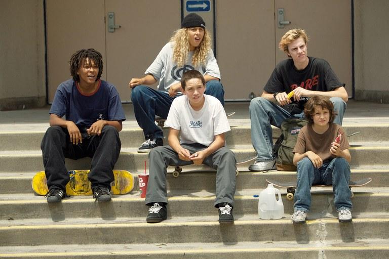 Mid90s: Bild The Cast