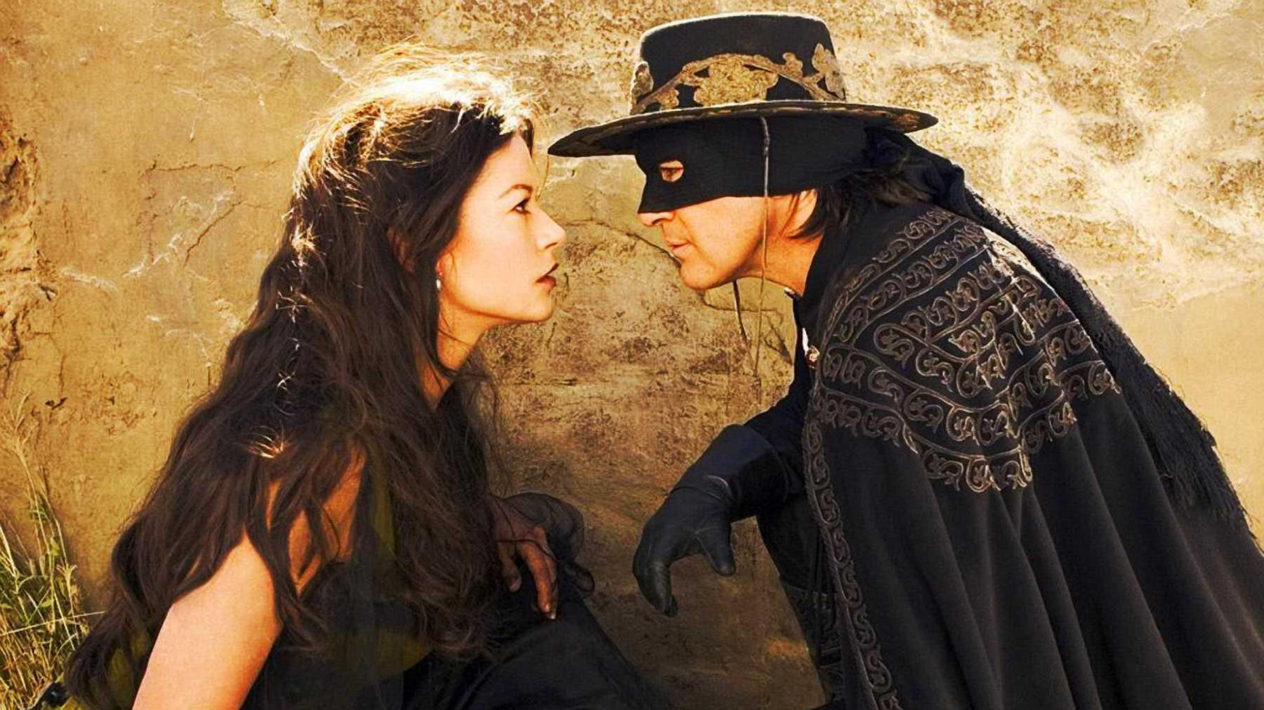 Die Legende Von Zorro